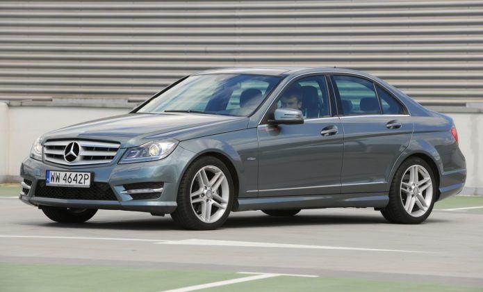 19. Mercedes klasy C W204 (150 tys. km)