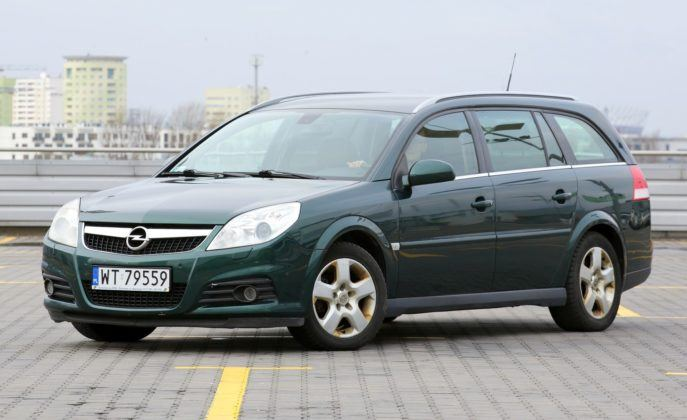 16. Opel Vectra C (156 tys. km)