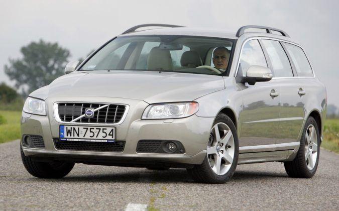 1. Volvo X70/XC70 III (204 tys. km)