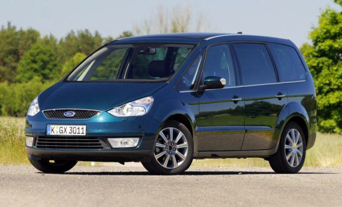 3. Ford Galaxy II (190 tys. km)