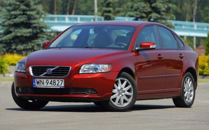 14. Volvo S40 II/V50 I (158 tys. km)