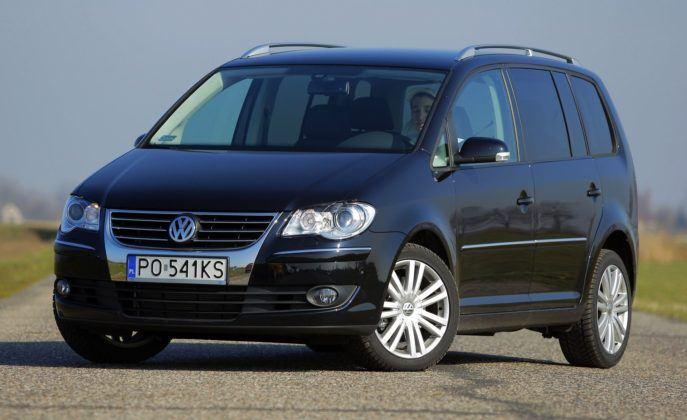 11. Volkswagen Touran I (161 tys. km)