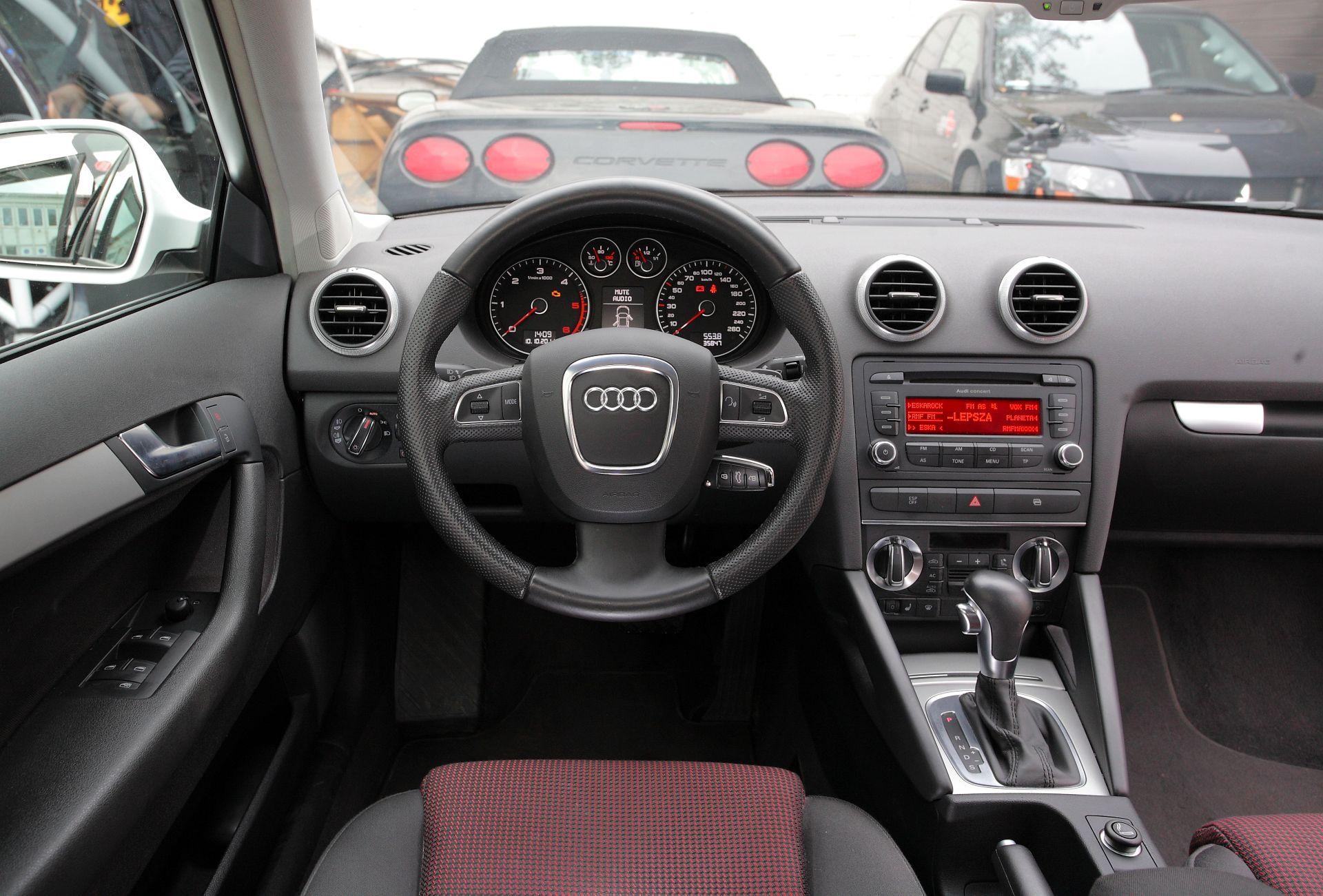 Uzywane Audi A3 Ii 8p 2003 2012 Opinie Spalanie Dane Techniczne Typowe Usterki