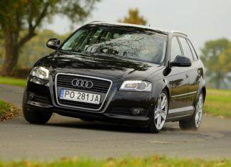Używane Audi A3 II (8P; 2003-2012) – opinie, spalanie, dane techniczne, typowe usterki