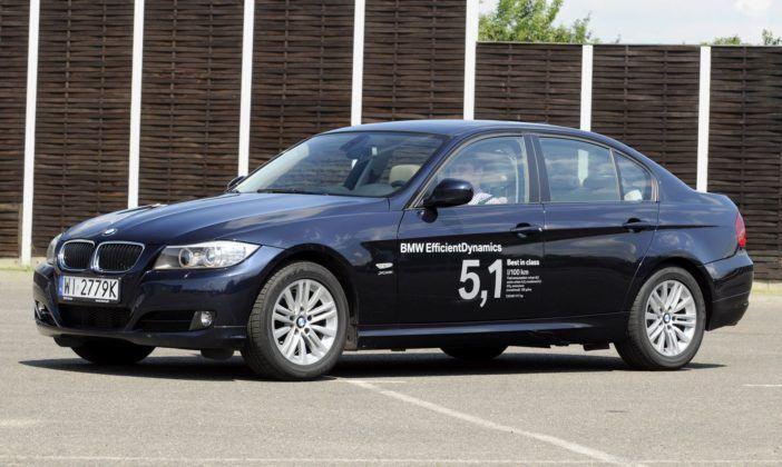 19. BMW serii 3 E90 (150 tys. km)