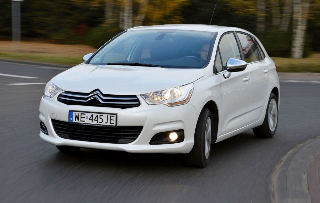 CITROEN C4 II Selection 1.2THP 130KM 6MT WE445JE 10-2014