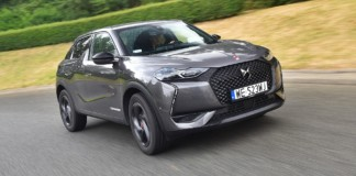 DS 3 Crossback - ruch