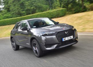 DS 3 Crossback 1.2 PureTech 130 Performance Line – TEST