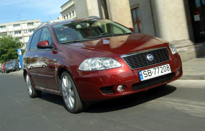 FIAT Croma II 2.4MultiJet 20V 200KM 6AT SB77208 07-2006