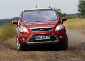 Używany Ford Kuga I (2008-2012) – opinie, spalanie, dane techniczne