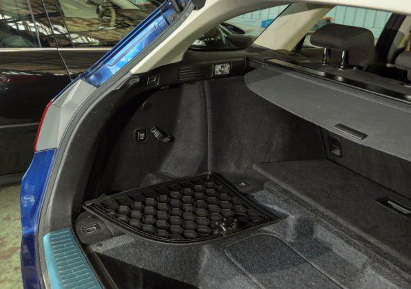 HONDA Accord VIII Kombi 2.0 i-VTEC 156KM 6MT 2008r.