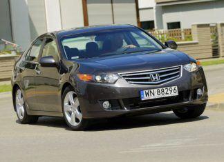 Używana Honda Accord VIII (2008-2015) – opinie, dane techniczne, typowe usterki