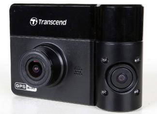 Test kamery Transcend DrivePro 550 – dwa obiektywy to nie wszystko