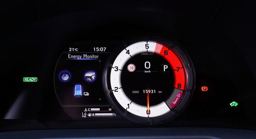 LEXUS ES 300h VII F-Sport 2.5 218KM AT CVT FWD WE222UM 04-2019
