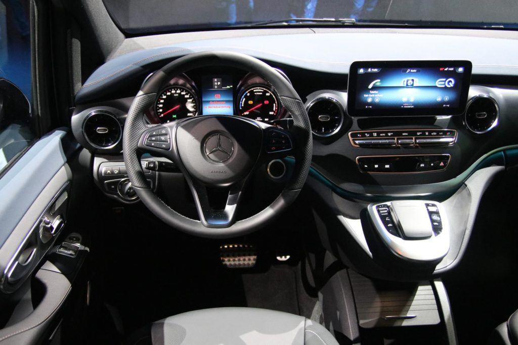 Mercedes MQV