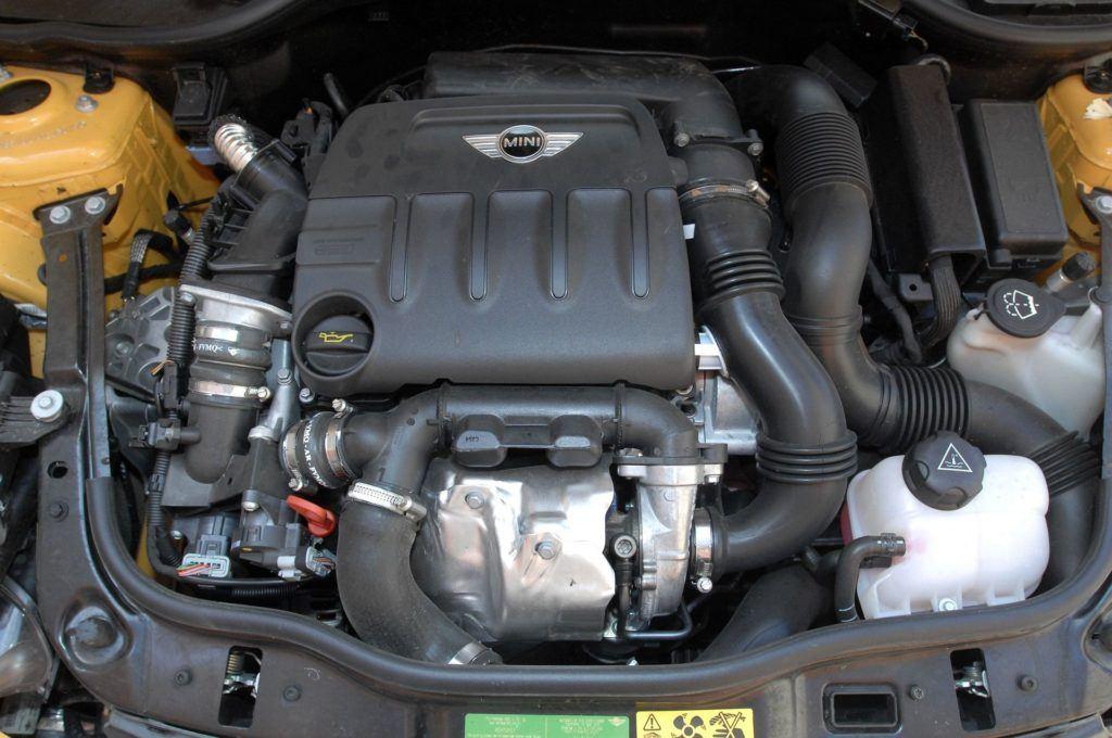 Mini Cooper II - silnik