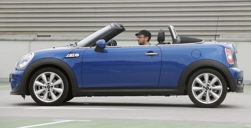 Mini Roadster (R59)