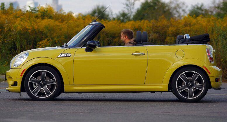 Mini Cabrio (R57)