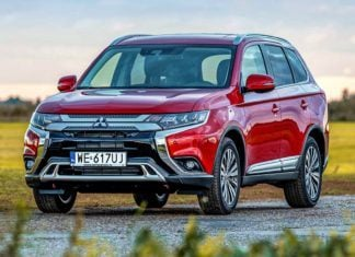 Mitsubishi Outlander - SUV na każdą okazję