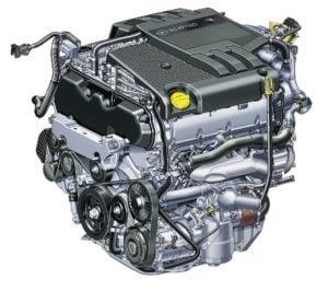 Silnik 3.0 V6 CDTI