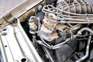 Mechaniczny wtrysk benzyny