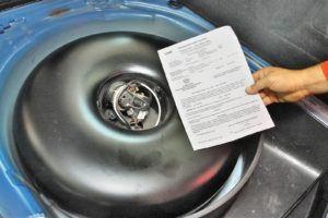 Legalizacja butli LPG