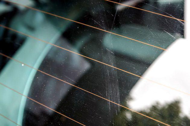 Polerowanie szyb samochodowych