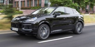 Porsche Cayenne Turbo Coupe 02