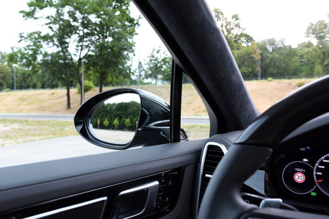 PORSCHE Cayenne III Turbo Coupe 4.0T V8 550KM 8AT Tiptronic S AWD PO9LA84 07-2019
