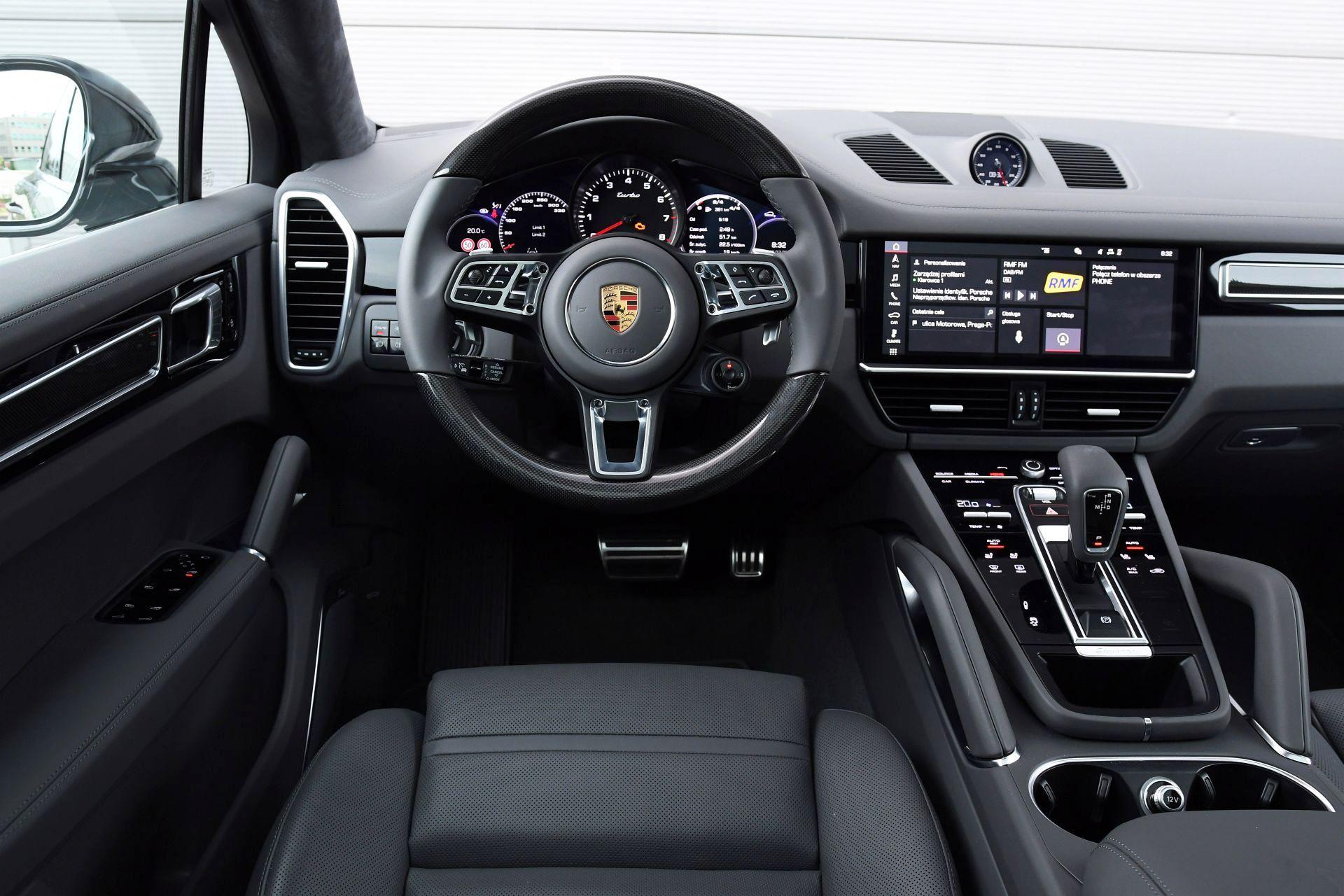 Porsche Cayenne Turbo Coupe 20