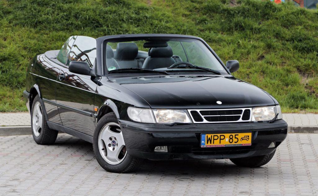 SAAB 900 SE Cabriolet 2.3i (1997 r.)
