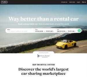 Turo - wypożyczalnia samochodów prywatnych 13