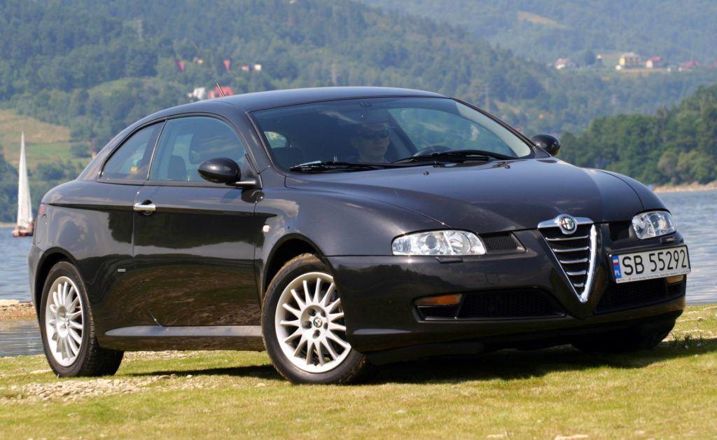 ALFA ROMEO GT 1.9JTD 16V 150KM 6MT SB55292 08-2004