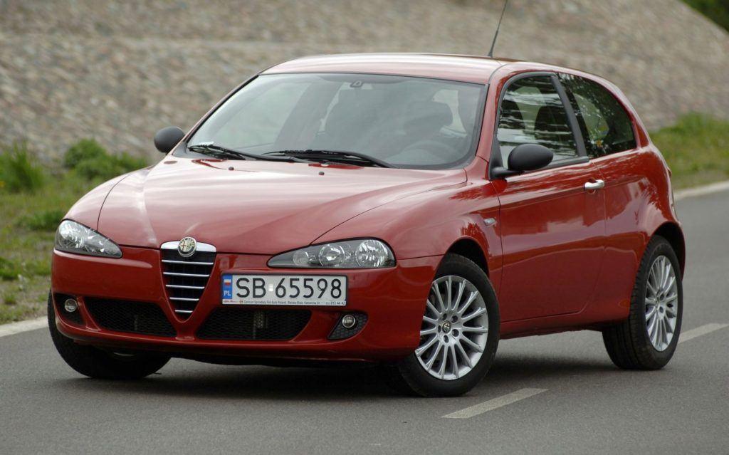 ALFA ROMEO 147 I FL 1.9JTD 16V 150KM 6MT SB65598 05-2005