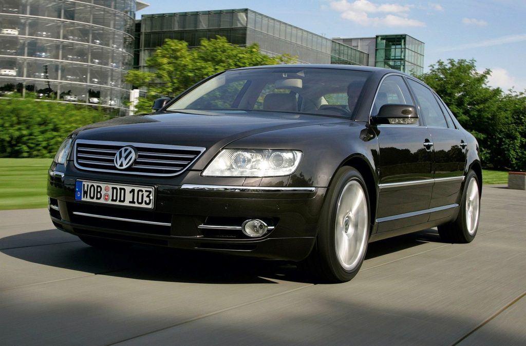 Volkswagen Phaeton 01