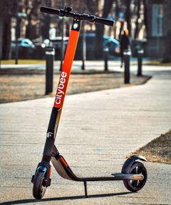 Wypożyczalnia hulajnóg elektrycznych Citybee