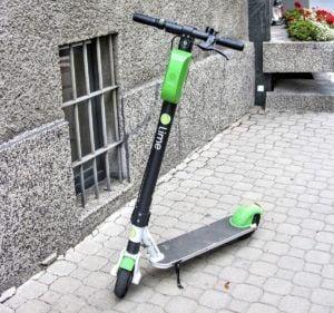 Wypożyczalnia hulajnóg elektrycznych Lime