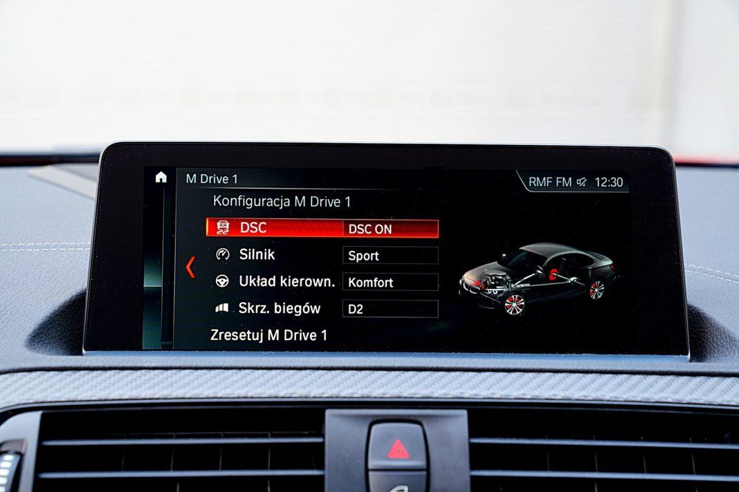 BMW M2 Competition – konfiguracja