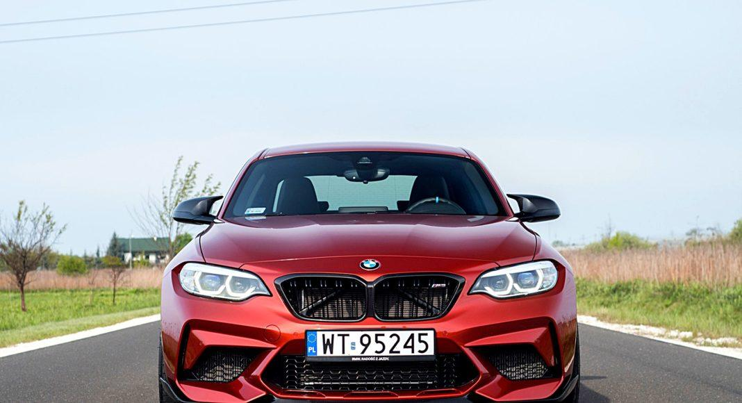 BMW M2 Competition – przód