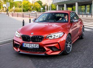 BMW M2 Competition M DKG – TEST