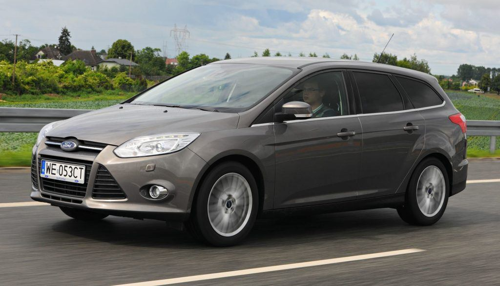 Ford Focus III Kombi