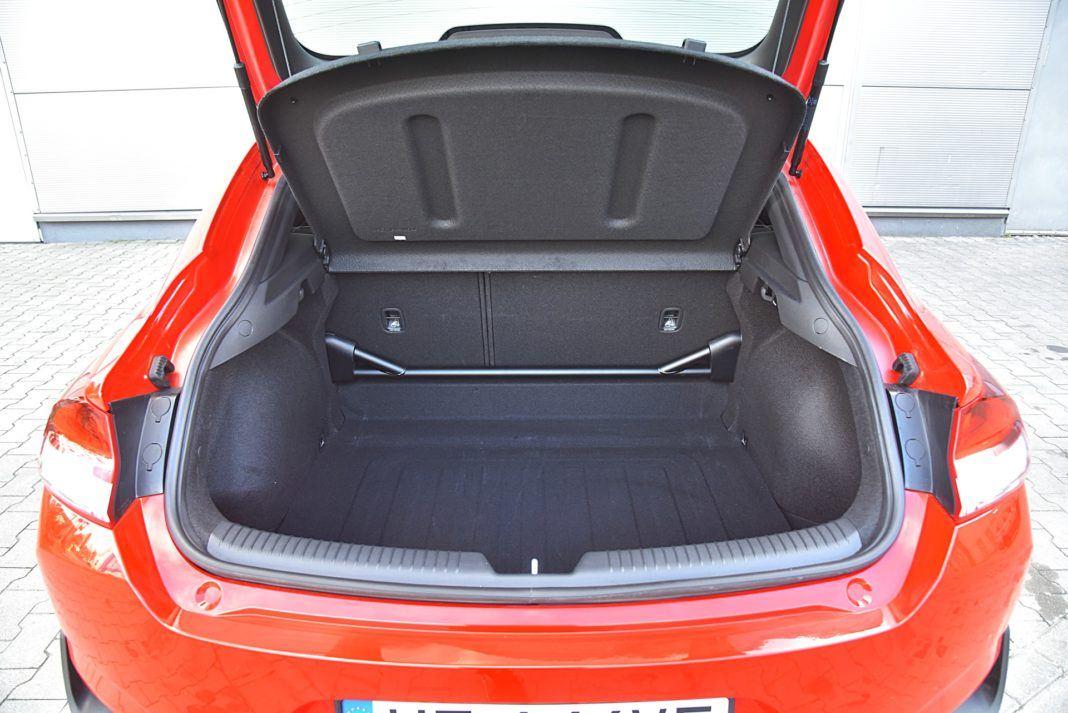 Hyundai i30 N Fastback – bagażnik