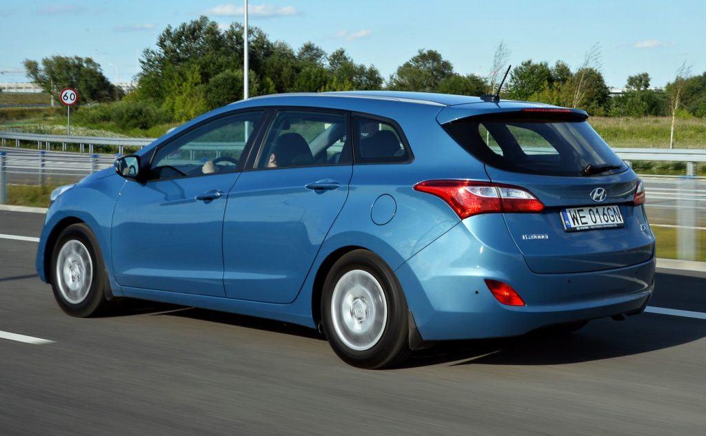 Hyundai i30 II Wagon