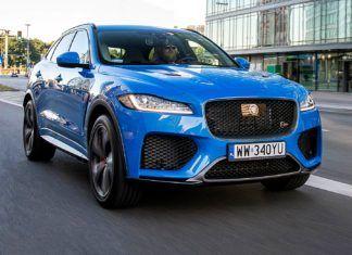 Jaguar F-Pace SVR 5.0 V8 Supercharged – TEST