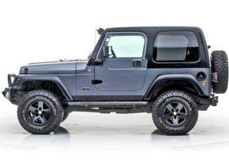 Używany Jeep Wrangler TJ (1996-2006) – poradnik kupującego, opinie, usterki