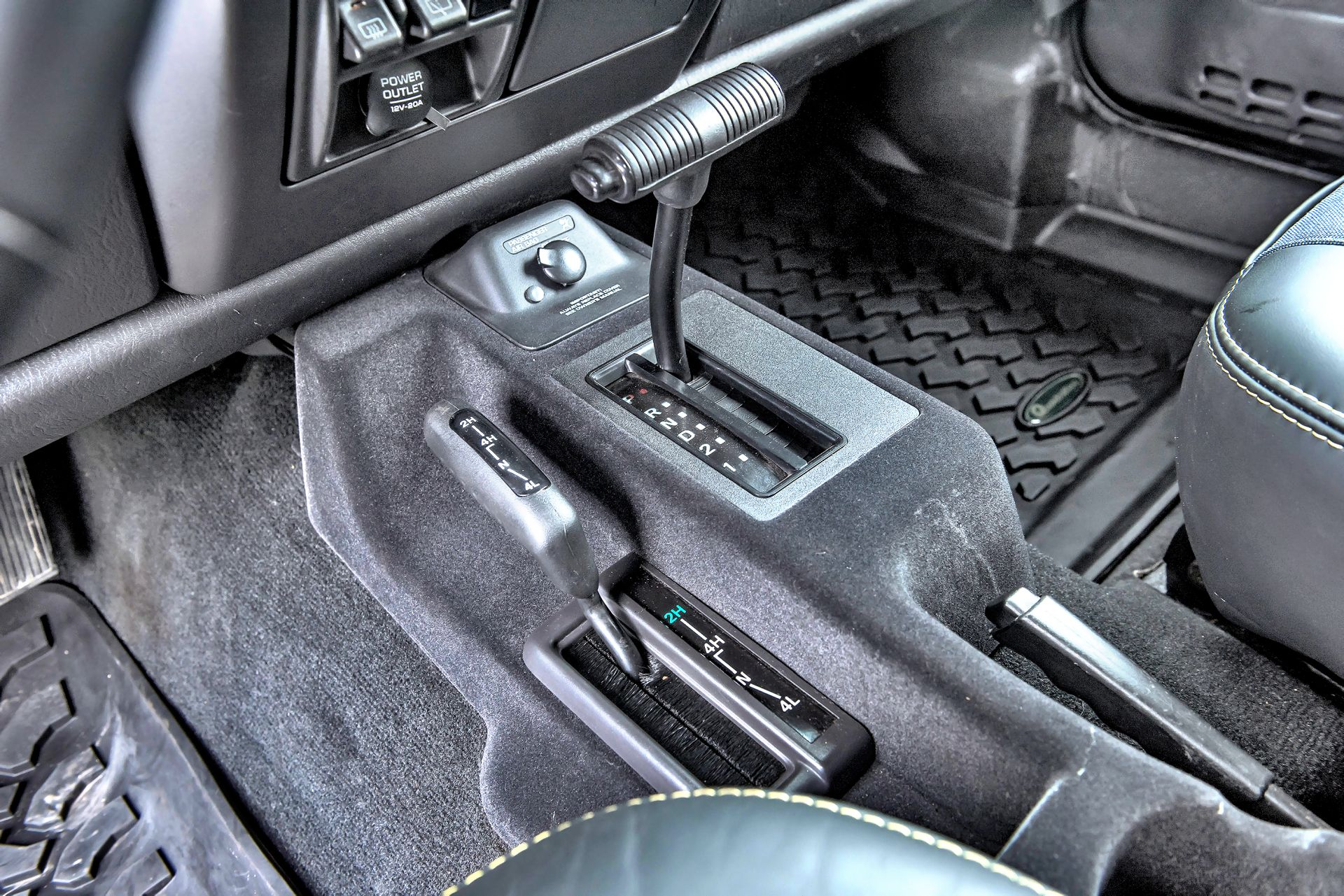 jeep wrangler tj skrzynia biegów automat