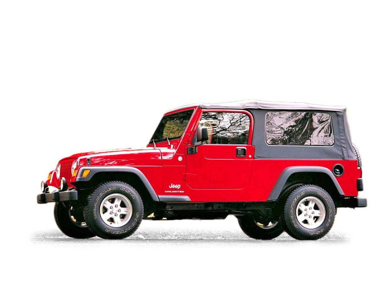jeep wrangler tj unlimited