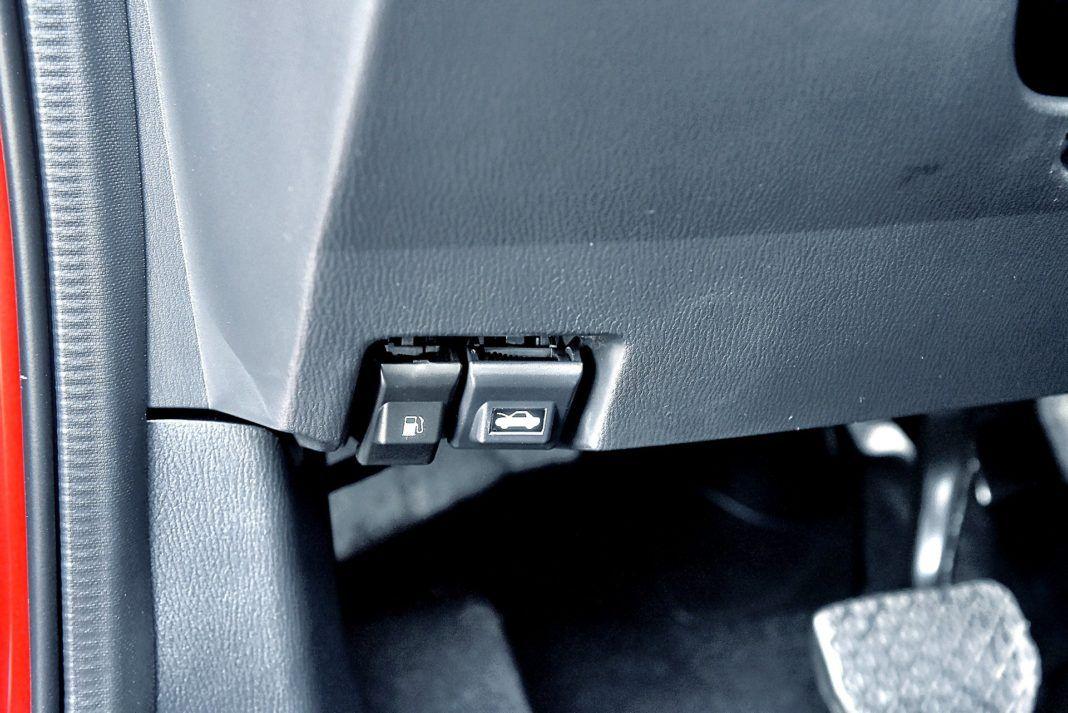 Mazda CX-3 – cięgna