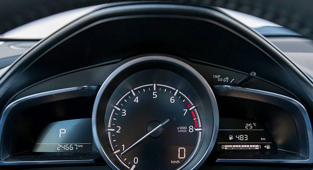 Mazda CX-3 – wskaźniki