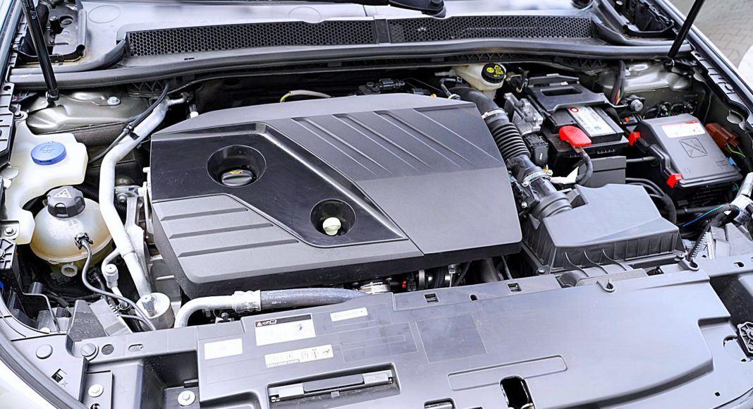 Peugeot 508 SW – silnik
